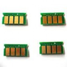Chip Refill for Fuji Xerox CP115w CP116w CP225w CM225fw- 1 SET 4 CHIPS