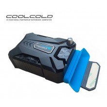 2016 Latest Model: CoolCold Gaming Portable USB Laptop Cooling Fan
