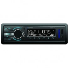 Blaupunkt Nagoya 111 Single DIN USB SD SDHC Aux FM Receiver (No CD)