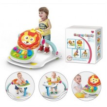 4in1 Multi-Functional Baby Push Walker  with Musical Play Good Qualilty