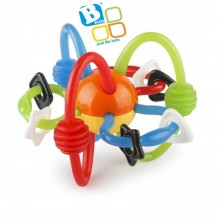 B Kids Rattle & Teether Bendy Tubes ( 0 Months+)