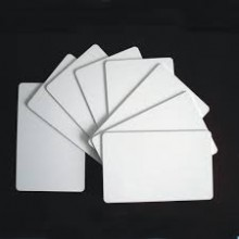 13.56MHz RFID Contactless Smart cards with FM11RF08 M1+IC Card