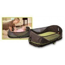 Brica Fold n Gol Travel Bassinet