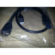 USB 3.0 Y cable for external USB HDD, (e.g. For Wii U)