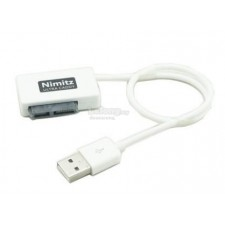 Notebook Internal DVD SATA to USB adapter cable