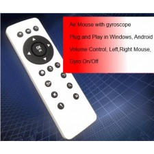 Air Mouse with Gryo for PC, Tablet and Tmall TV Box