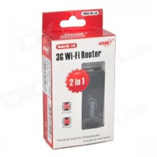 World Smallest 2-in-1 3G router - HAME A5 or A15 (openwrt)