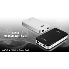 New 10000 MAH Hame F2 Power Bank with 3G Wifi Router (openwrt)