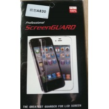 Clear Premium Screen Protector for Lenovo A830