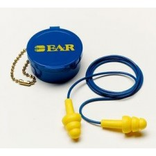 3M 340-4002 Corded Ear Plug with Case