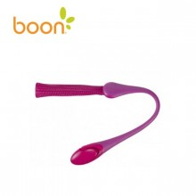 Boon Gnaw Multi-Purpose Teething Tether (Pink/Magenta)