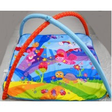 BABY FRIENDS SOFT PLAY GYM WITH TOYS, Mat Toy Kids