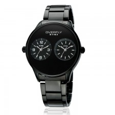 EYKI EOV8491 DUAL TIME ZONE OVERFLY SERIES WATCH 3 COLOR