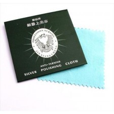 Silver Jewellery Cleaning Polishing Cloth