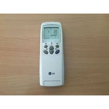 LG aircon air cond air conditioner remote control replacement spare