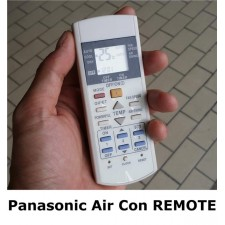 Panasonic aircon air cond aircond remote control replacement *powerful