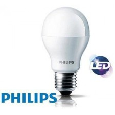 Philips LED Bulb E27 9W 6500K Cool Daylight lighting replacement DIY