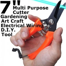 Multi Purpose Cutter Gardening DIY Electrical Project Hand Tool Plant