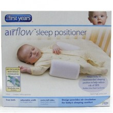 BABY AIR FLOW POSITIONER (CLEAR STOCK)