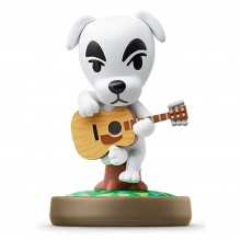 AMIIBO ANIMAL CROSSING SERIES - KK SLIDER