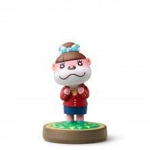 AMIIBO ANIMAL CROSSING SERIES - LOTTIE