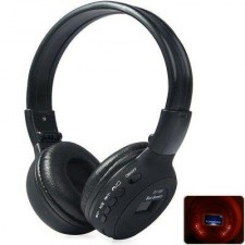 Blue Scenery BS-868 Bluetooth V2.0 + EDR Wireless Headset with FM