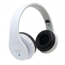 STN-12 Foldable Wireless On-ear Stereo Bluetooth Headset with CardSlot