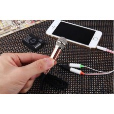 Mini Small Microphone For MOBILE PHONE,PC