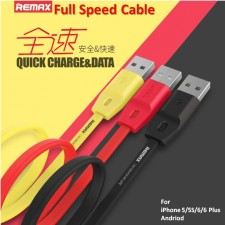 REMAX FULL SPEED series USB Charger Data Sync Cable