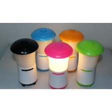 2 in 1 Wireless Lamp Bluetooth Speaker with USB Hands-free Calls