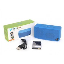 Mini Bluetooth Speakers Subwoofers Water Cube UDisk/TF Card/FM/ LIGHT