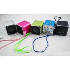 Mini Speaker with TF slot .Support MP3 Audio Devices
