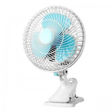 Electric ROTATING 2 Speed Clip Cover on Fan
