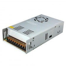 12V 30A Power Supply for LED CCTV Metal Housing with Built in Fan