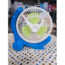 YJ-5870FU MULTIFUNCTION RECHARGEABLE FAN WITH LED LIGHT