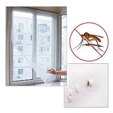 1PC insect fly mosquito window screens net magic mesh curtains 130x1