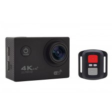 H12R 30M Waterproof 4K Action Camera WIFI AND RF 2.4 Remote Control
