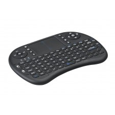 Wireless Keyboard Remote Control with Touchpad for PC Pad