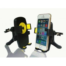 One Finger Touch Car Air Vent Mount Holder