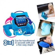 3 in 1 Multifunctional Pillow iPad Support,Backpack,Trave Pillow