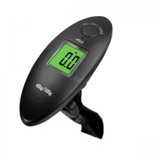 40kg/10g Portable LCD Display Electronic Travel Luggage Scale A15L