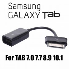 USB Host OTG Cable Connector Kit Adapter For Samsung Galaxy Tab 10.1 8