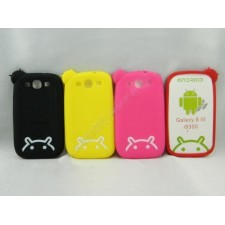 Samsung Galaxy S3 I9300 Android SOFT Case Silicone Casing