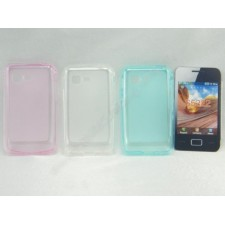 Samsung Rex 80 S5222 TPU Silicone Soft Tinted Case Casing
