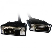 2Meter Vztec DVI Male to DVI 18+1pin Male Cable Connect LCD Monitor