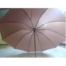 127cm Large Folding Umbrella Rain Anti  UV Windproof Golf 3 foldable Big