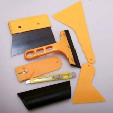 7pcs Car Window Vinyl Film Tint wrap Scraper Application Tools Kit