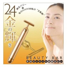 24k Gold-plated Beauty Bar Face Massager