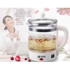 Multifunctional glass health pot cooker authentic thick glass