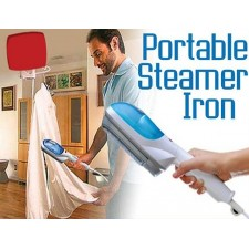 TOBi Travel Multifunction Portable cleaner electric iron Steamer Buddy
